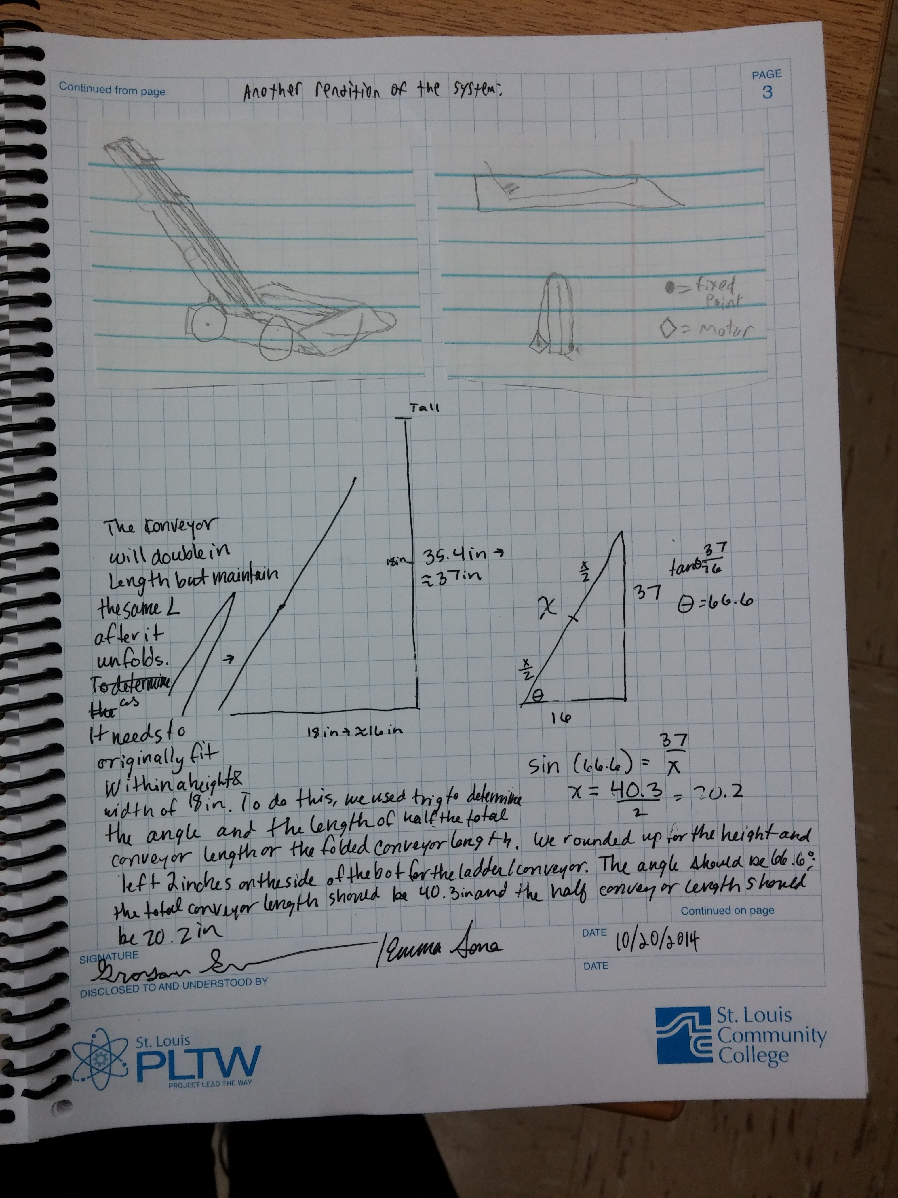 A's Engineering Notebook
